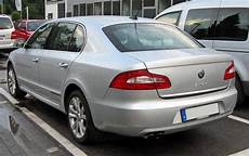 Skoda Superb Wiki - plik skoda superb ii 20090611 rear jpg wolna