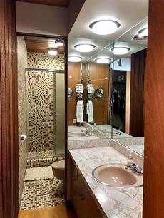 mosaic bathroom tiles 3 unique designs in s 1962 house