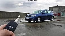 Dacia Sandero Sce 75 Test Drive Walkaround