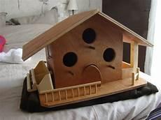 les cr 233 ations en bois de j p maison pour les oiseaux
