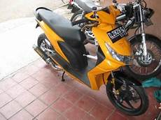Honda Beat Variasi by Gambar Modifikasi Motor Beat Modification Gambar