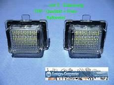 led set kennzeichenbeleuchtung mercedes c klasse w204 s204