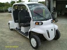 voiture sans permis electrique occasion