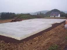 Was Kostet Beton Für Bodenplatte - fundamente casaplaner modulhaus schweiz