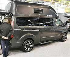 Cmt 2018 Weltpremiere Ford Nugget Plus By Westfalia