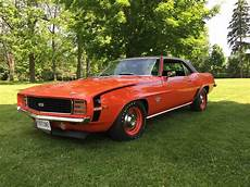 1969 Chevrolet Camaro Rs Ss For Sale Classiccars