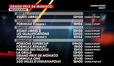 Grille Des Programmes Canal Plus