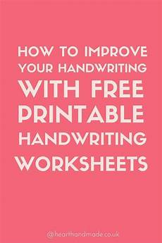 improve your handwriting worksheets for adults 21875 how to easily improve your handwriting as an improve your handwriting printable