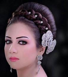 Arabic Hairstyles For Weddings