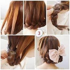 Frisuren Einfach Selber Machen - festliche frisuren zum selbermachen einfach