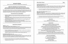 2 page resume header exle best resume exles