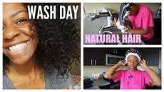 my natural hair wash day natural hair wash day routine t keyah b youtube