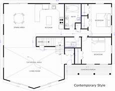 smartdraw house plans digital smart draw floor plan with smartdraw software