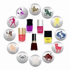 Sternzeichen Und Farben - nagellack typologie die richtige farbe f 252 r jedes sternzeichen