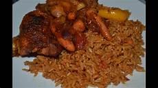 Recette Du Riz Au Gras Jollof Rice Cuisine Togolaise