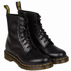 dr martens 1460 black smooth get them on naolo