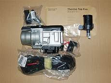 Auxiliary Heating Webasto Thermo Top Evo 5 Diesel Base