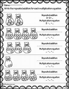 multiplication repeated addition worksheets grade 3 4736 multiplication worksheets 3rd grade arrays repeated addition number line