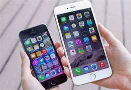 Image result for compare iphone 5 to iphone 6