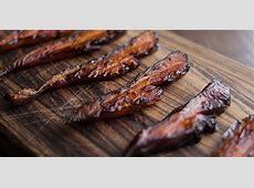 Salmon Jerky Recipe   Great British Chefs