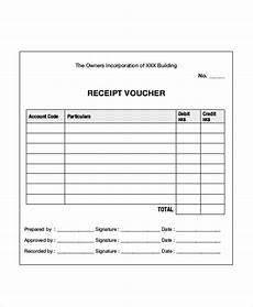 6 receipt voucher templates free psd vector ai eps format download free premium templates