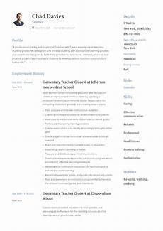 teacher resume writing guide 12 sles pdf 2019
