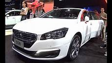 2016 2017 new peugeot 508 launched on the auto