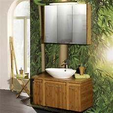 badmöbel aus holz badezimmer 2 tlg bambus massiv lack badm 246 bel waschplatz