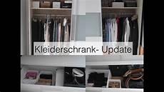 Kondo Kleiderschrank - kleiderschrank update