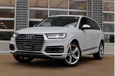 New 2019 Audi Q7 Glacier White Metallic Suv For Sale