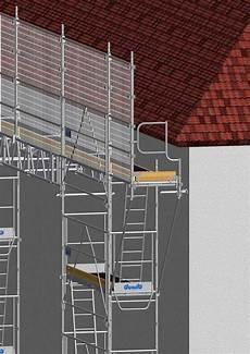 echafaudage pour toiture 233 chafaudage de couvreur duarib