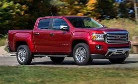 2016 GMC Canyon Diesel First Drive – Review Car And Driver