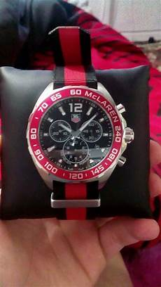 tag heuer formula 1 quartz chronograph mclaren limited