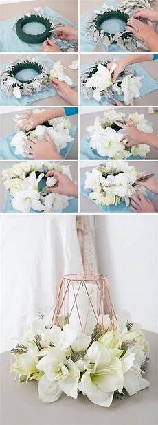 these diy wedding table wreath centerpieces are gorgeous