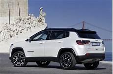 prix jeep compass 2017 les tarifs du nouveau compass d 233 voil 233 s photo 5 l argus