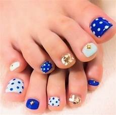 60 cute pretty toe nail art designs noted list