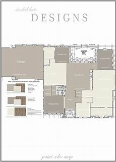 room color map layout