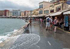 Weather In Chania