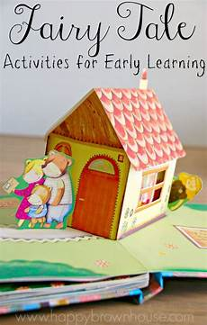 tale lesson 15025 tale activities for early learning happy brown house