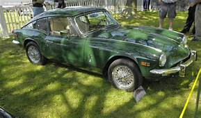 1969 Triumph GT6 Image Photo 19 Of 28