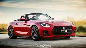 2019 New Suzuki Swift Sport Sports Car  Review Carscom