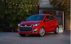 La Chevrolet Spark Est Maintenant La Voiture Neuve La