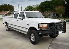 how make cars 1995 ford f350 transmission control purchase used 1995 ford f350 xlt 4x4 crew cab pickup truck 88k miles 460 v8 7 5l exc cond