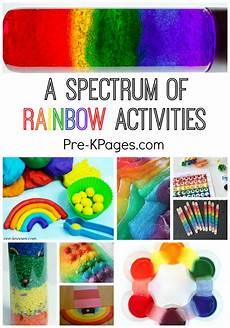 30 super fun rainbow activities for preschool pre k pages