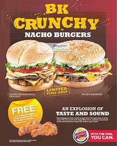 Burger King Werbung - burger king new crunchy nacho burgers 3 jun 2011