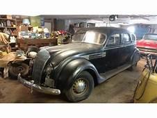1936 Chrysler Airflow For Sale  ClassicCarscom CC 1170914