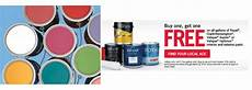 ace hardware buy one get one free paint gallons thru 3