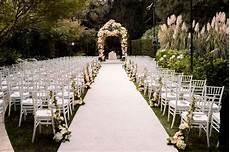 wedding ceremony ideas flower covered wedding arch