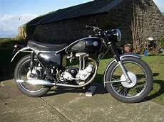 1956 ajs 348cc 16ms picture gallery motorbase