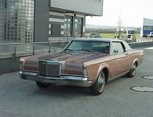 For Sale 1969 Lincoln Continental MK III Hardtop Coupe